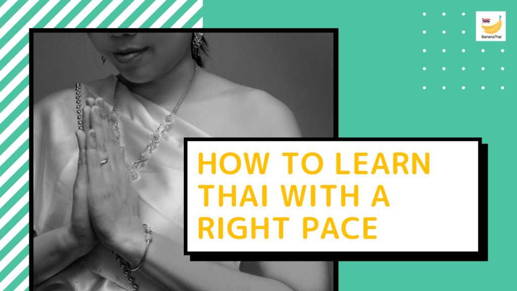 how to learn thai