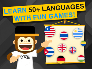 Learn language with ling