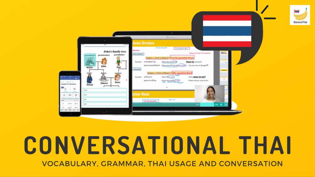conversation thai course